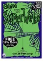 Green Glow Spider Web Black Light Activated 60g