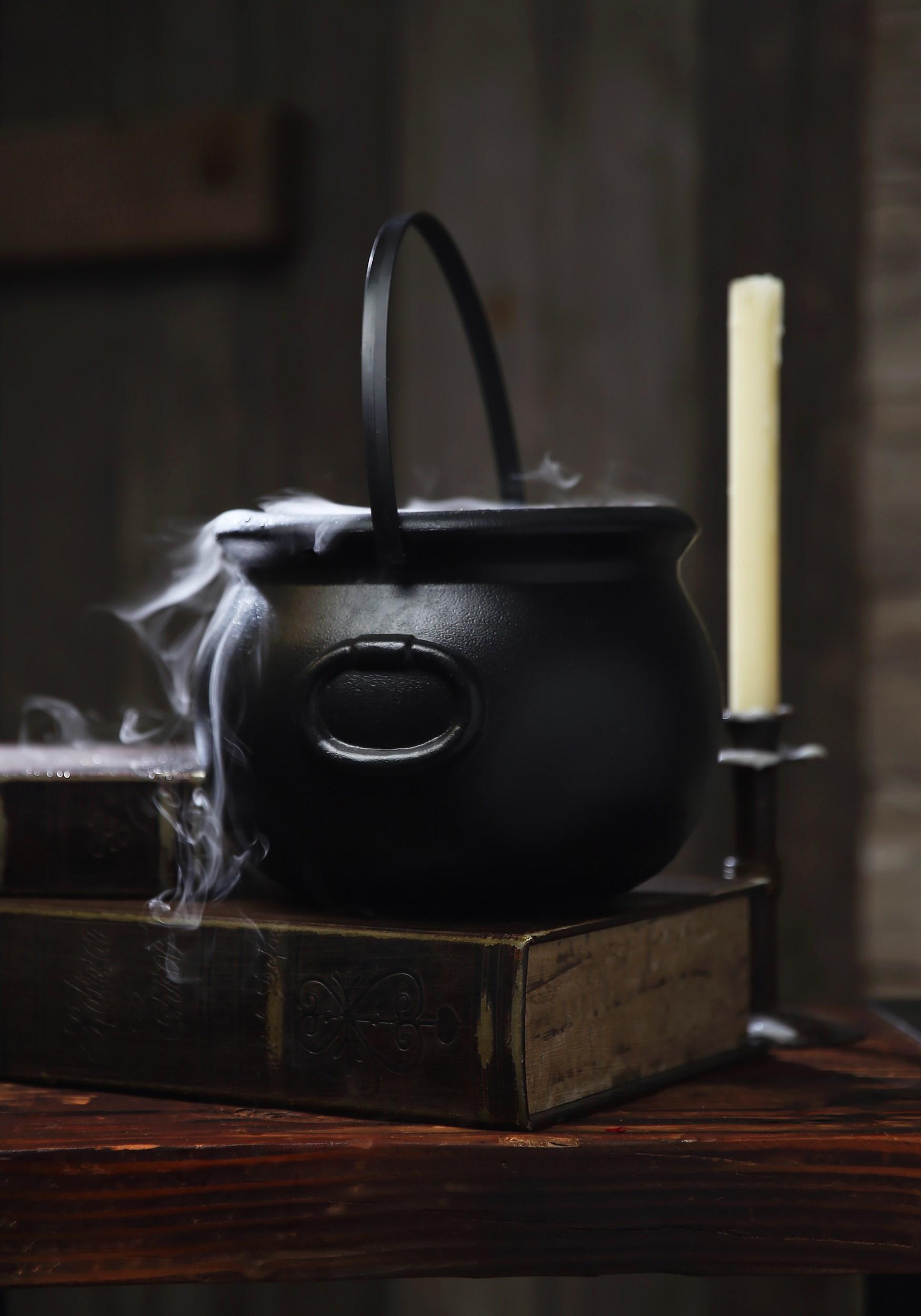 Cauldron Decoration 8 Witch Kettle