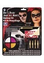 Day of the Dead Makeup and Applique Set