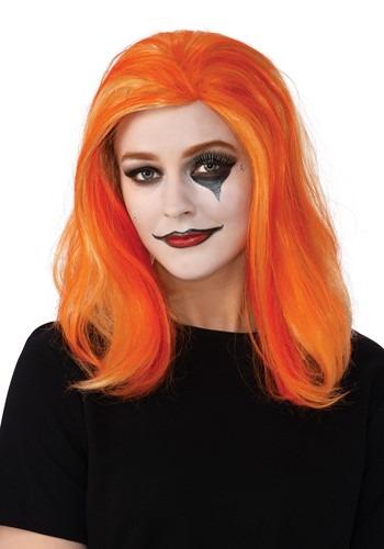 Orange Hair Chalk