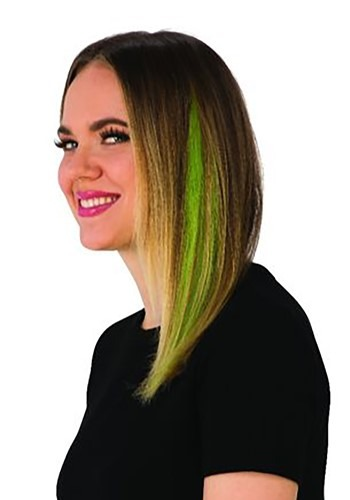 Green Hair Chalk