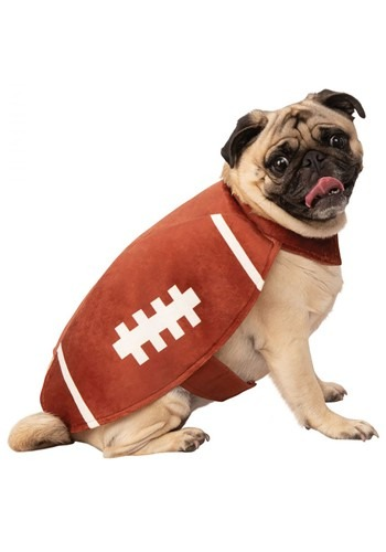Dog Costume Touchdown Football