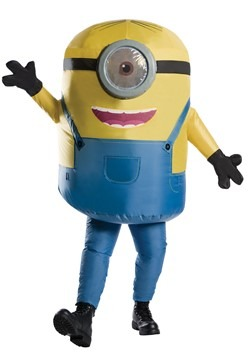 Minion Inflatable Adult Costume