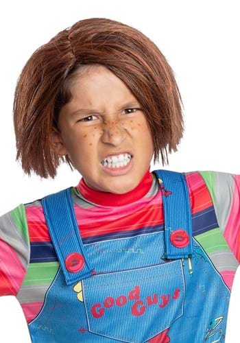 Childs Play Chucky Child Wig