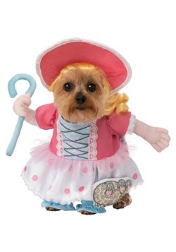 Toy Story Bo Peep Dog Costume