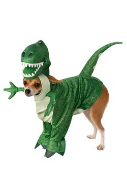 Toy Story Rex Dog Costume