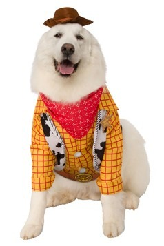 Toy Story Woody Plus Size Dog Costume