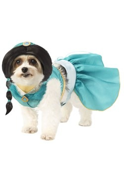 Aladdin Jasmine Dog Costume