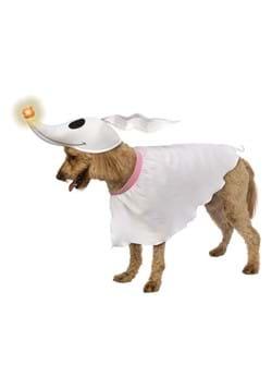 Nightmare Before Christmas Zero Dog Costume w light up Nose
