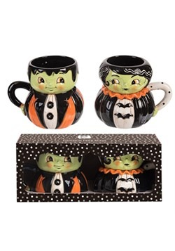 Mr.& Mrs. Frank Frankenstein Mugs