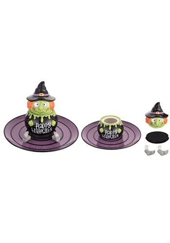 Witchy Chip & Dip w/Spreaders