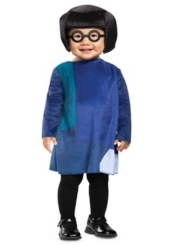 The Incredibles Toddler Edna Costume