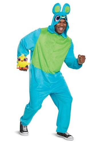 Adult Toy Story Bunny Jumpsuit Costume
