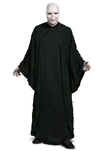 Harry Potter Adult Voldemort Deluxe Costume