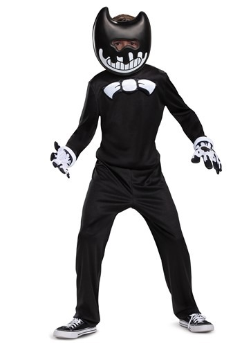Bendy & The Ink Machine Ink Bendy Kid's Costume