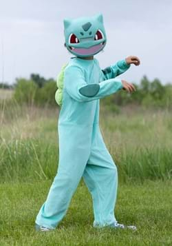 Child Pokemon Classic Bulbasaur Costume