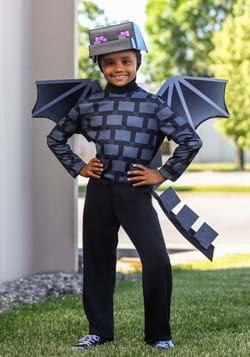 Child Minecraft Classic Ender Dragon Costume DLC
