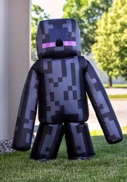 Kids Minecraft Inflatable Enderman Costume DLC