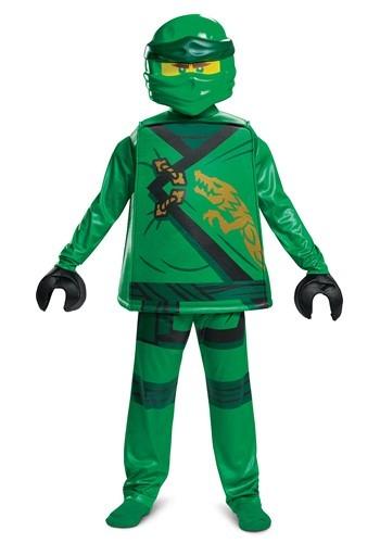 Child's Ninjago Lloyd Legacy Deluxe Costume