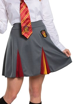 Harry Potter Teen Gryffindor Skirt