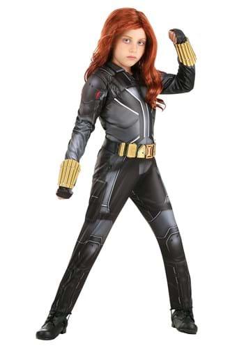 Black Widow Child Deluxe Costume Update