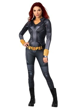 Black Widow Womens Deluxe Costume