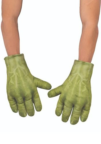 Avengers Endgame Hulk Child Gloves