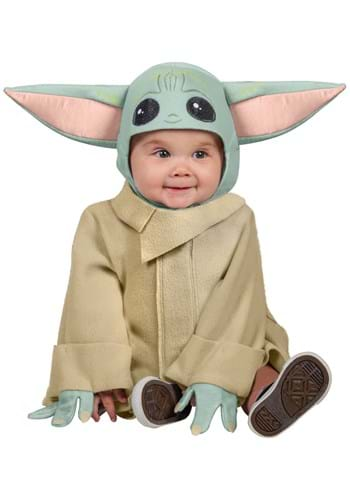 Toddler Mandalorian The Child Costume Update 2