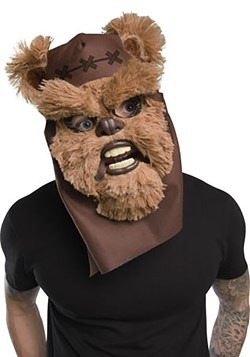 Ewok Mouth Mover Mask