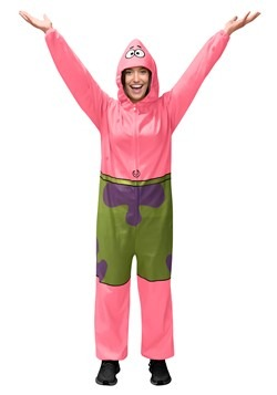 Spongebob Squarepants Patrick Star Union Suit/Onsi