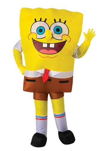 Spongebob Squarepants Inflatable Child Costume