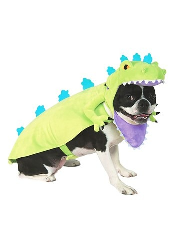 Rugrats Reptar Pet Costume Update 1