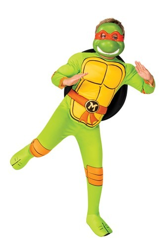 TMNT Classic Michaelangelo Child Costume