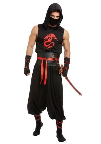 Men's Sexy Ninja Costume