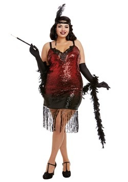 Women's Sexy Roxy's Revenge Plus Size Costume