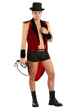 Men's Sexy Ringmaster Costume Update