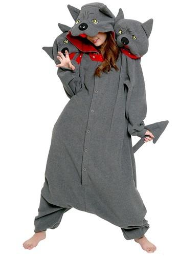 Cerberus Adult Kigurumi Costume