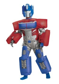 Transformers Child Inflatable Optimus Prime Costume