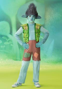 Trolls World Tour Boy's Deluxe Branch Costume Update