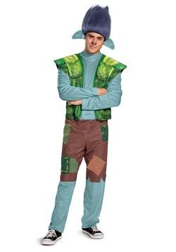 Trolls World Tour Adult Mens Branch Costume