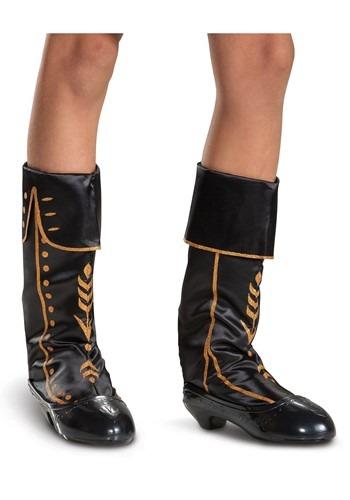 Frozen 2 Child Anna Boots