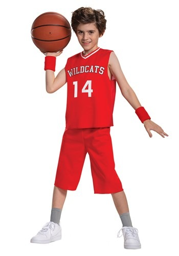 High School Musical Boy's Troy Costume