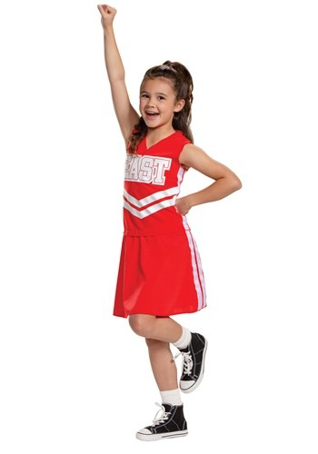Cheerleader | Costume | School | Girl | High