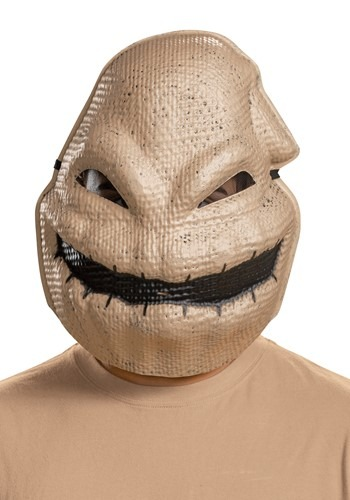 Nighmare Before Christmas Adult Oogie Boogie Mask