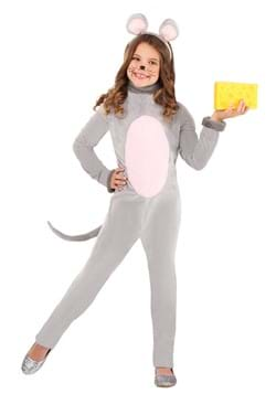 Kids Cozy Mouse Costume