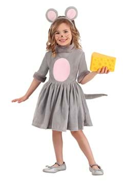 Toddler Mouse Dress Costume