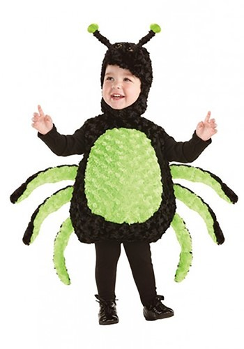 Kid's Bubble Spider Costume