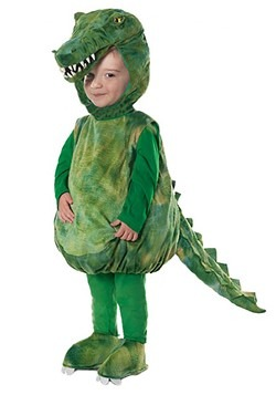 Kid's Bubble Aligator Costume
