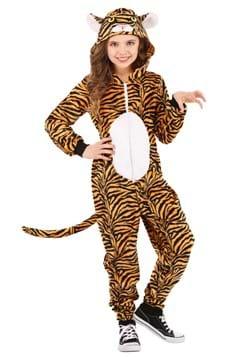 Kids Tiger Onesie Costume