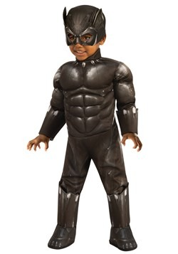 Toddler Black Panther Costume